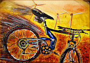 Cycling Originals - Cycling - biking by Daniel Janda