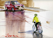 Bakhtiar Umataliev - Cyclist