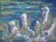 Knees Originals - Cypress Knees by Pamela Poole
