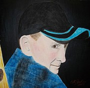 Smart Pastels - Dad by Cathy Jourdan