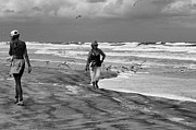 Deborah Benoit - Daily Life at the Beach
