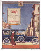 Nineteen-tens Art - Daimler 1919 1910s Uk Cars by The Advertising Archives