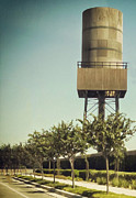 Gregory Dyer - Dairy Land Water Tower