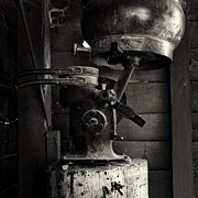 Machinery Photo Framed Prints - Dairy Framed Print by Tim Nichols