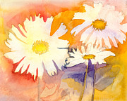 Prophetic Paintings - Daisies by Ann Marie Noyman