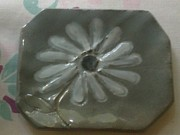 Flower Ceramics Originals - Daisy Flower by Lyra Jubb