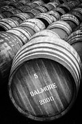 Distillery Photos - Dalmore Cask by Ralf Kaiser