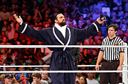 Wwe Art - Damien Sandow by Wrestling Photos