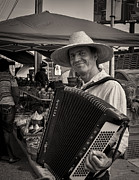Gary Rieks - Dan the Accordian Player