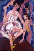 Ernst Ludwig Kirchner  - Dance 1914