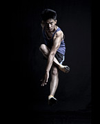 Athlete Photo Originals - Dance and Jump by Daniel DeArco