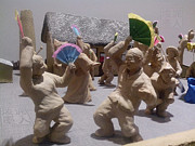 China Ceramics - Dance by Lihuabing Lihuabing