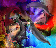 Sydne Archambault - Dance of the Dolphins
