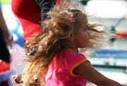 Sheila Smart - Dancing  child