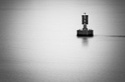 White River Scene Photo Originals - Dancing Buoy by Vinicios De Moura