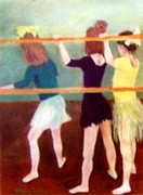 Mary Lynne Powers - Dancing Class