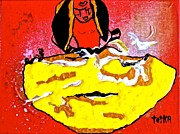 Lady Picasso Tetka Rhu - Dancing Girl