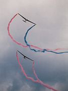 Airshow Photos - Dancing in the air by Davorin Mance