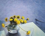 Ekaterina Gomol - Dandelions.