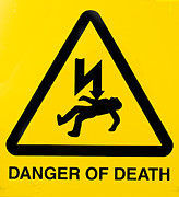 Grid Photos - Danger of death by Fizzy Image