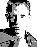 Skyfall Art - Daniel by Ian  King