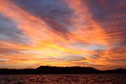 James Brunker - Darien sunset