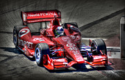 Long Beach Grand Prix Prints - Dario 2 Print by Craig Incardone
