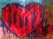 Teca Burq-Art - Dark Bleeding Heart
