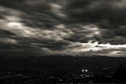 Heavy Weather Prints - Dark Skies Print by Gorazd Milosevski