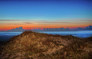 Dan Carmichael - Darkness into Light - Outer Banks Sunrise