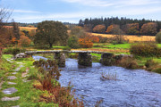 Dart Photos - Dartmoor - Postbridge by Joana Kruse