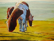 Mike Jory - Dartmoor Ponies