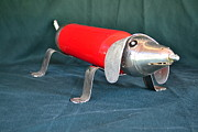 Prairie Dog Sculpture Originals - Datson by Gary  GBLET Bartlett