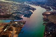 Jenny Rainbow - Daugawa River. Riga. Latvia. Rainbow Earth
