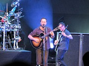 Dave Matthews Band Photos - Dave and Stefan by Aaron Martens