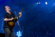 Concert Photos Prints - Dave Matthews at Alpine Valley Print by Shawn Everhart