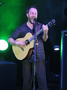 Dave Matthews Band Photos - Dave rocks Tampa by Aaron Martens