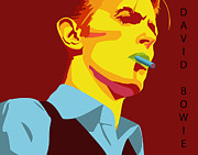 Patrick Collins - David Bowie
