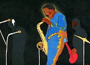 Diaspora Originals - David Fathead Newman by Fred Gardner