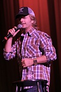 Front Row  Photographs  - David Spade