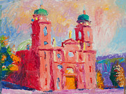 Lisa Blackshear - Dawn Asheville Basilica
