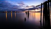 Peta Thames - Dawn Breaks over the Pier