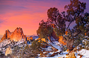 Colorado Springs Art - Dawn of a New Day by Tim Reaves
