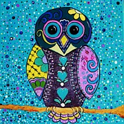 Melinda Etzold - Day Owl