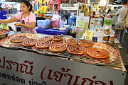 Daytime Art - Day Street Market - Chiang Mai Thailand - 01135 by DC Photographer