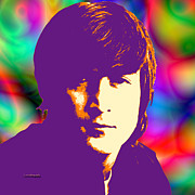 Beatles Digital Art - Day Tripper by Stephen Lawrence Mitchell