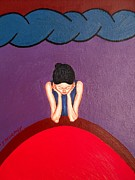 Daydreamer Paintings - Daydreamer by Patrick J Murphy