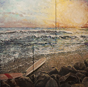 Surfboards Originals - Days End by C Michael French