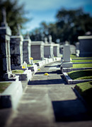 Metairie Cemetery Photos - Days Gone By by The Dreamery Fine Art Photography