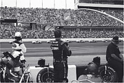 Daytona 500 Photos - Daytona 500 Pit Crew by Shanna Vincent